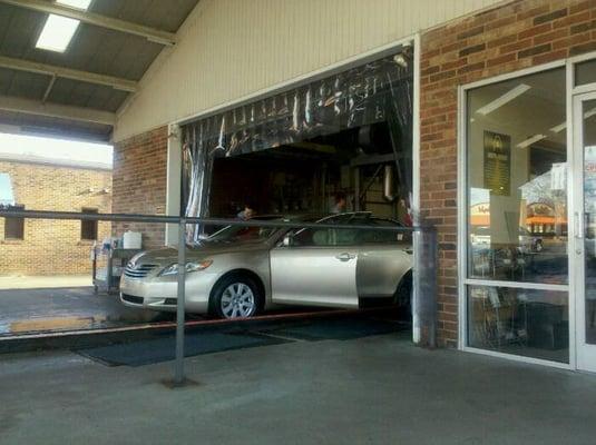 Autobell Car Wash Reviews Charlotte