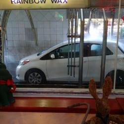 Alamo Car Wash Walnut