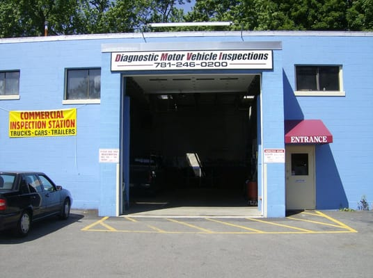 Diagnostic Motor Vehicle Inspections Wakefield Ma Yelp