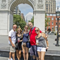 west village guided walking tour