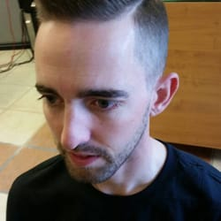 Plus Haircuts For Men - Sunnyvale, CA, United States. Cut by stylist