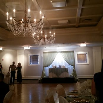 Mile square banquet center wedding