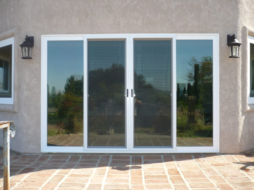 Doors Inc Poway CA United States 4 Panel OXXO Sliding Glass Door