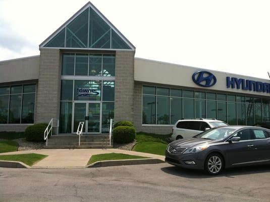 Towne Hyundai Car Dealers Orchard Park Ny Yelp
