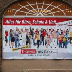 Thörner fürs Büro, Berlin