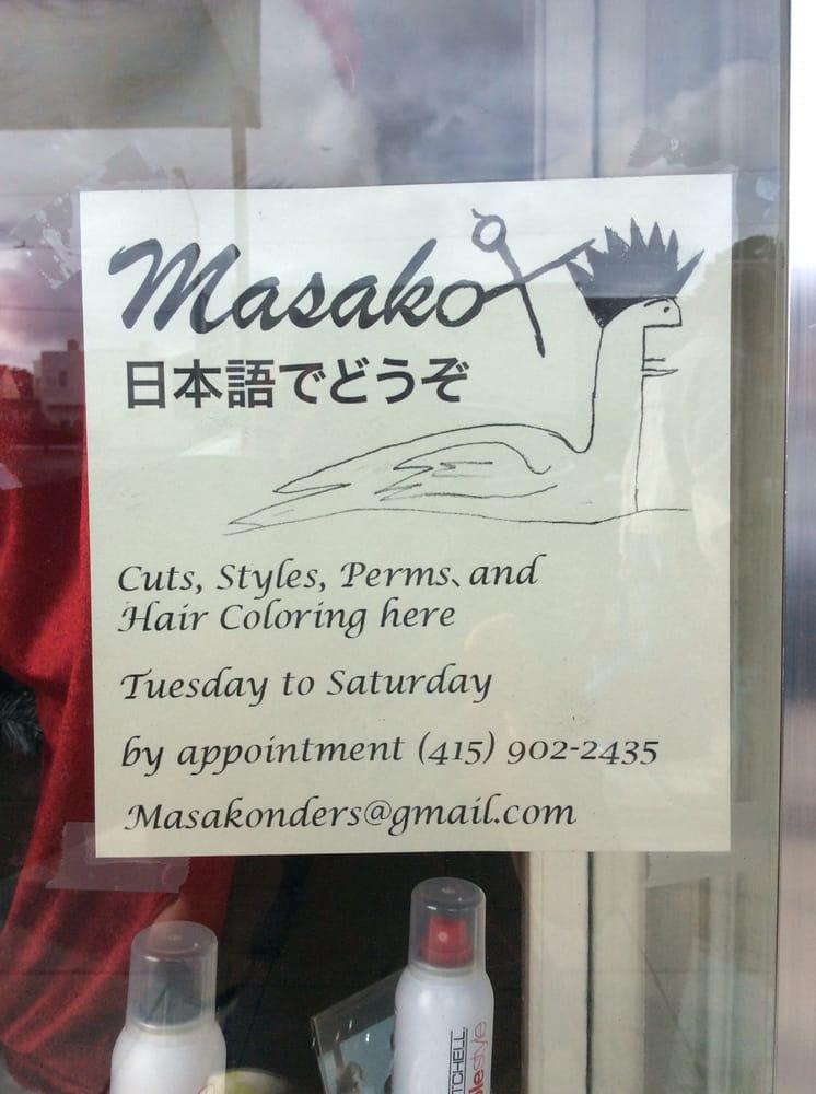 Vaso S Hair Design At West Portal Nail Salons West