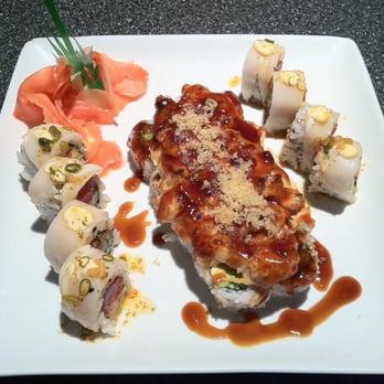 Aka japanese restaurant 105 photos japanese 5301 for Aka japanese cuisine menu