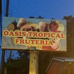 Oasis Tropical Frutería logo