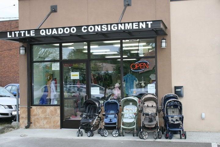 Little Quadoo Consignment Baby Gear Furniture 601 S 3rd St Renton Wa Reviews Photos