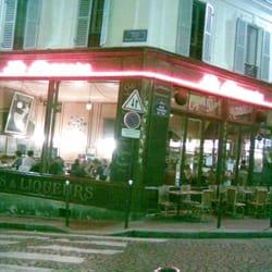 Au Progrès, Paris