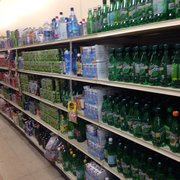 GTM Discount General Store - Santee, CA, États-Unis. Name brand bottled water, juices, teas, and energy drinks for excellent prices.