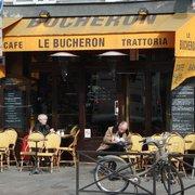 Le Bucheron, Paris