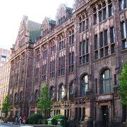 Stahlhof  Verwaltungsgericht Düsseldorf, Düsseldorf, Nordrhein-Westfalen, Germany