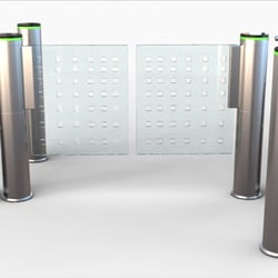DDA gates suitable for receptions and dda access