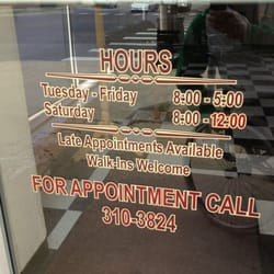 Barber Shop Hours : University Barber Shop - Hours of operation - Norman, OK, United ...