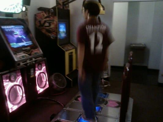 Diversions Game Room San Antonio Tx