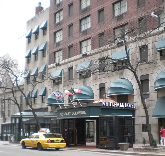 The whitehall hotel near north side chicago il yelp for Hotels 60657