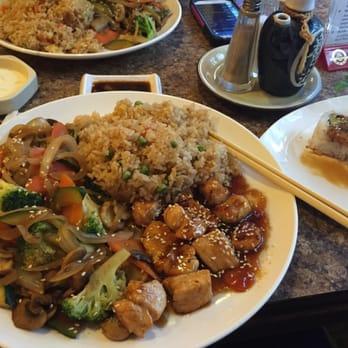 Sakura teppanyaki sushi 267 photos sushi squirrel for Pittsburgh fish and chicken