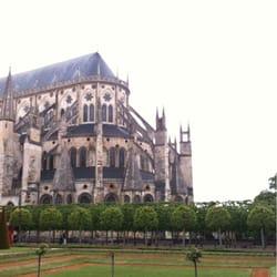 Cathédrale Saint Etienne, Bourges, Cher, France