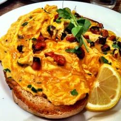 Chorizo & Eggs