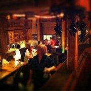 LMNT's unique dining room