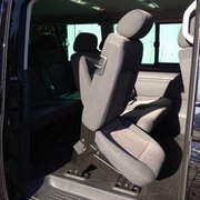 VW T5 Caravelle 9 Personen, reisen auf…