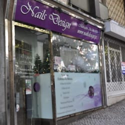 Nails Design - Lisbon, Portugal by Ana C.