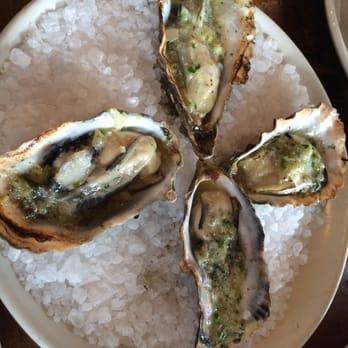 Hog Island Oyster Co - San Francisco, CA, United States. Grilled ...