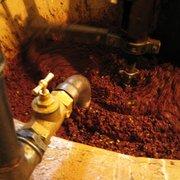 broyage des olives à l'ancienne