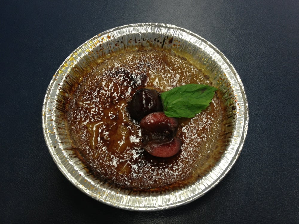 ... Food Truck - Vancouver, BC, Canada. Chocolate cherry creme brulee