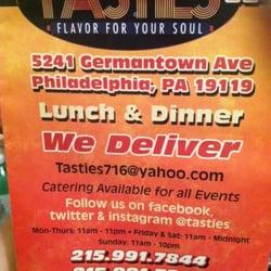 Soul Food Restaurants In Germantown Philadelphia