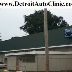 Detroit auto clinic cleveland oh for Usa motors cleveland ohio