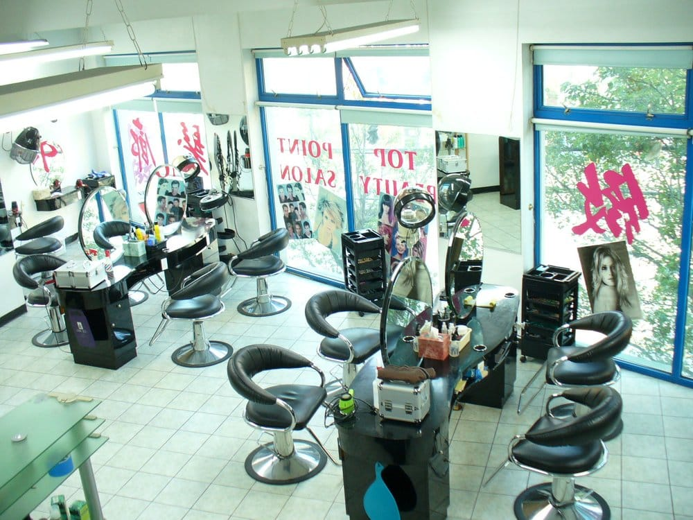 Top point beauty salon closed hair salons downtown for Actpoint salon review
