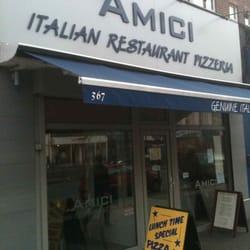 Amici Restaurant, London