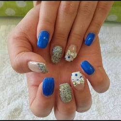 Luxury nails nail salons florham park nj yelp for 3d nail art salon new jersey