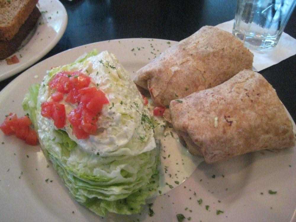 Baja Chicken Salad Wedge Salad And Baja