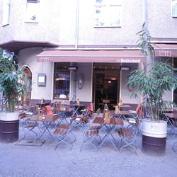 Restaurant ProMo, Berlin