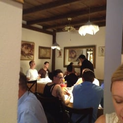 Pictures of the Ciao A Te Dining Room