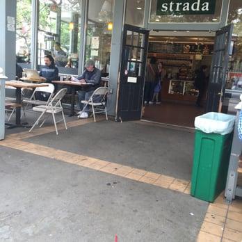 Cafe Strada Berkeley Ca