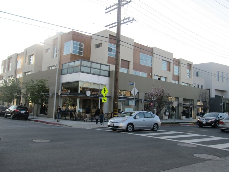 Sawtelle Restaurants Los Angeles Ca