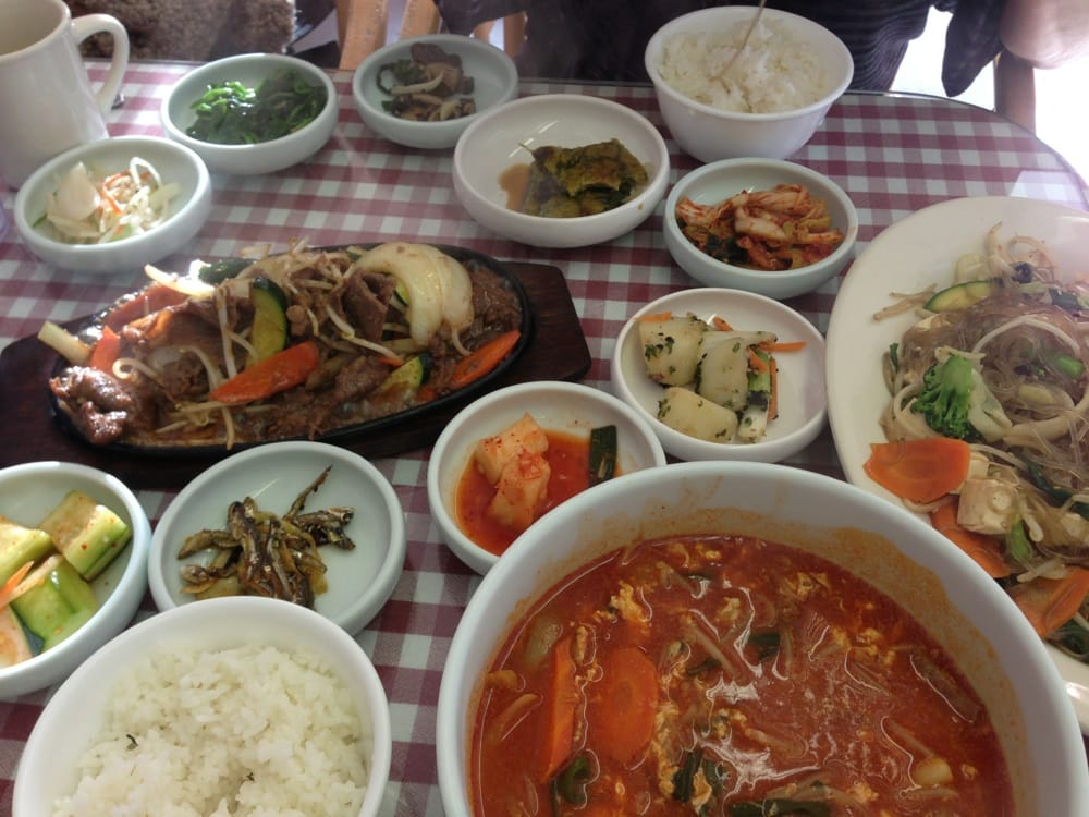 restaurant review reviews korean spokane washington