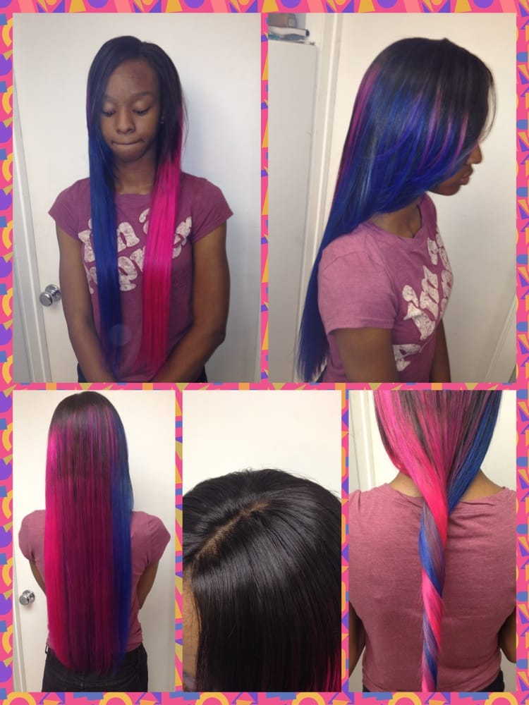 Sew in Weave Hair 16 Inches