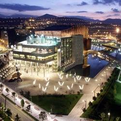 Euskalduna Jauregia, Bilbao, Vizcaya, Spain