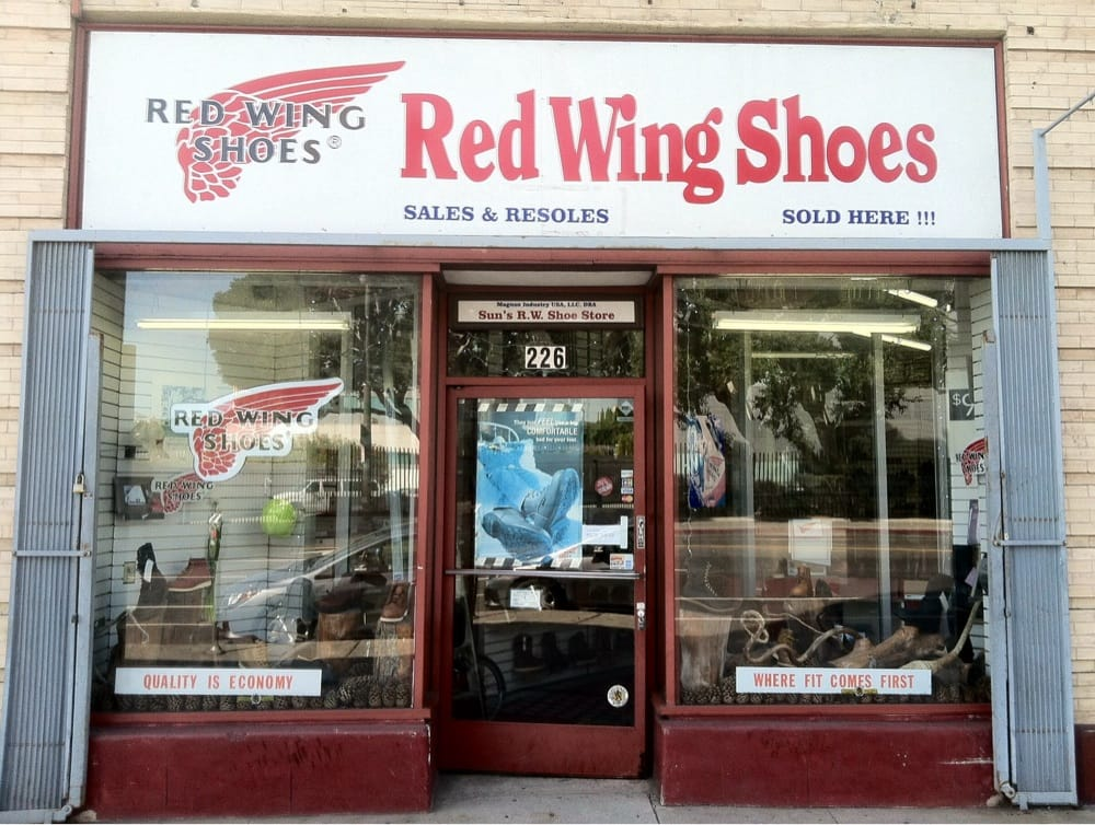 Shoe Stores In Little Tokyo Los Angeles