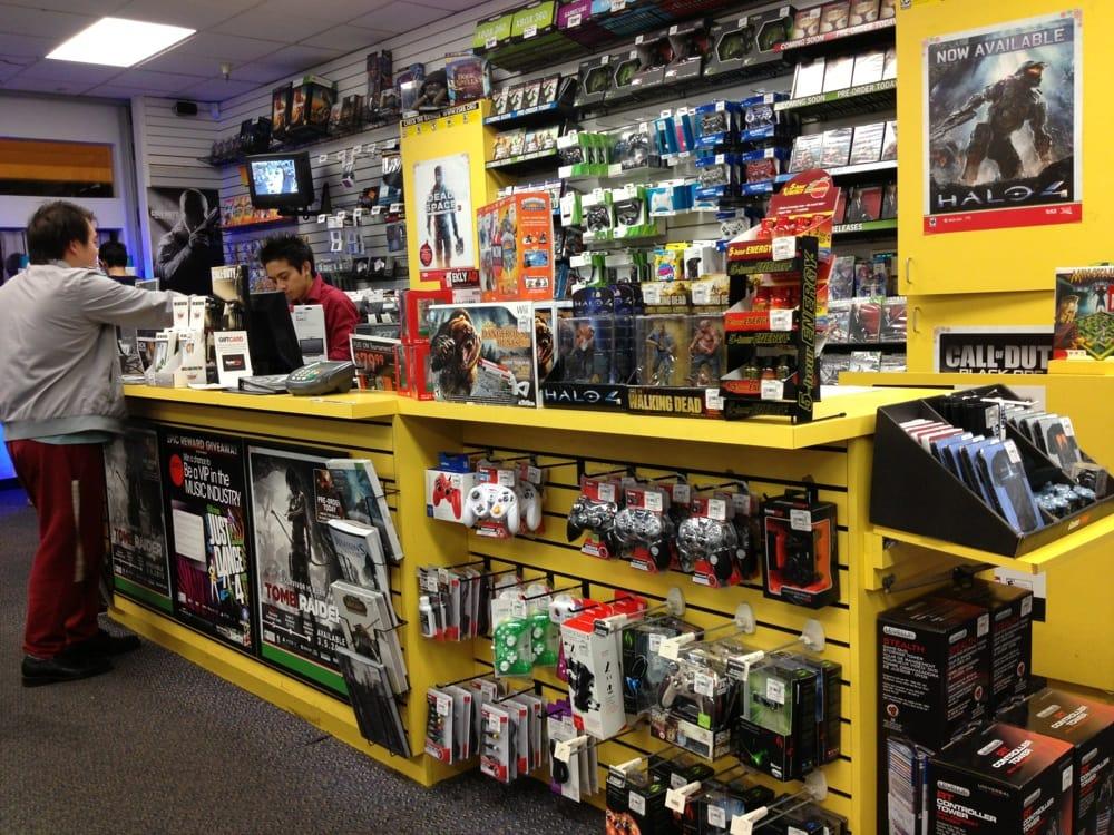 GameStop - Electronics - Davis, CA - Yelp