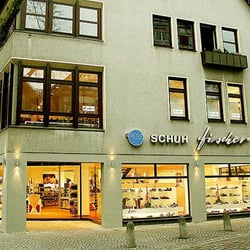 Schuhhaus Fischer, Esslingen, Baden-Württemberg