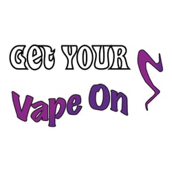 Get Your Vape On logo