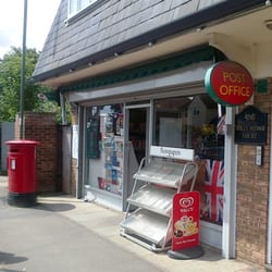 Cobham Post Office & Newsagents, Cobham, Surrey, UK