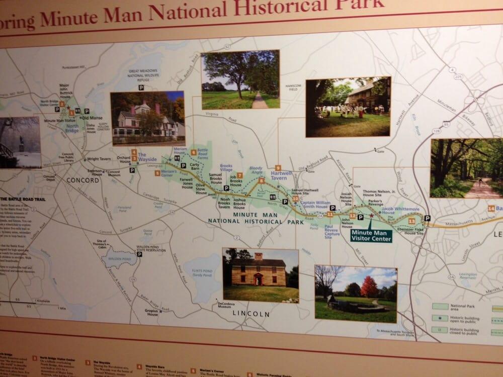 Minute Man National Historical Park 81 Photos
