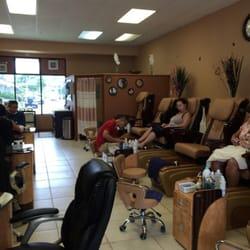 Aloha nail studio nail salons kapaa hi yelp for 24 hour nail salon atlanta